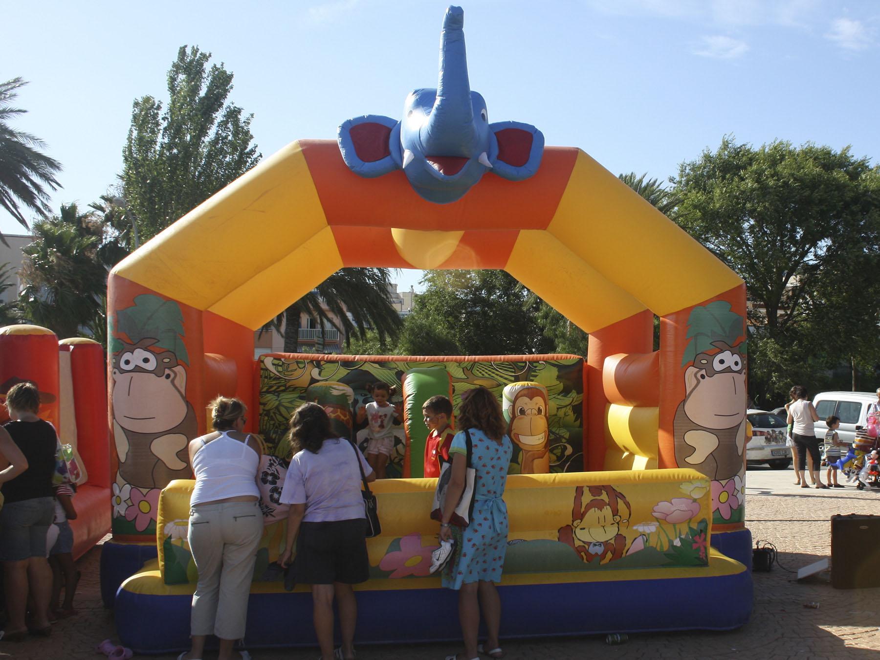 Castillo Elefante